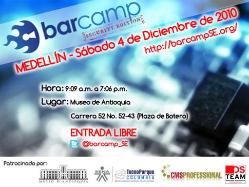 BarCamp SE